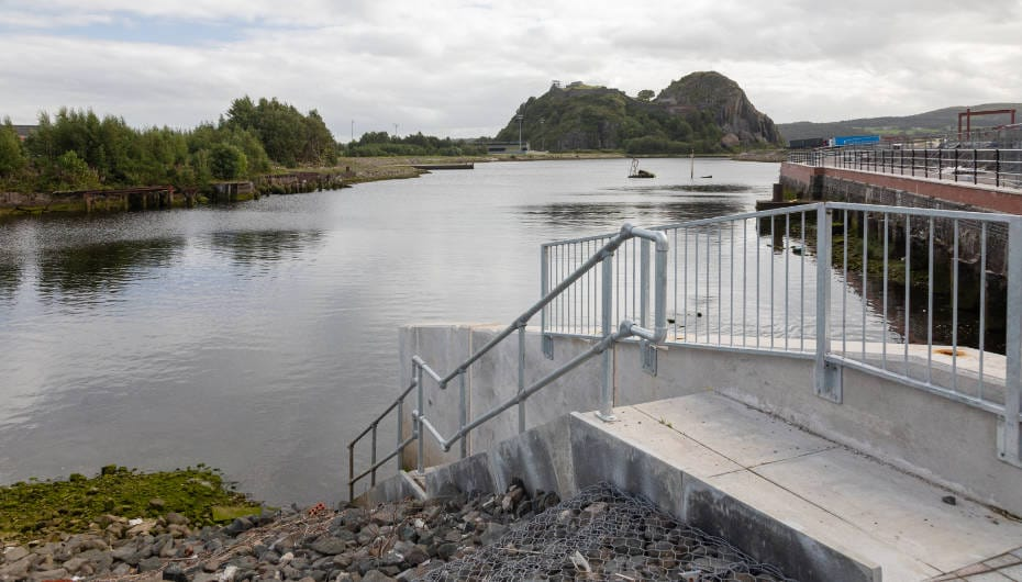 Dumbarton Harbour