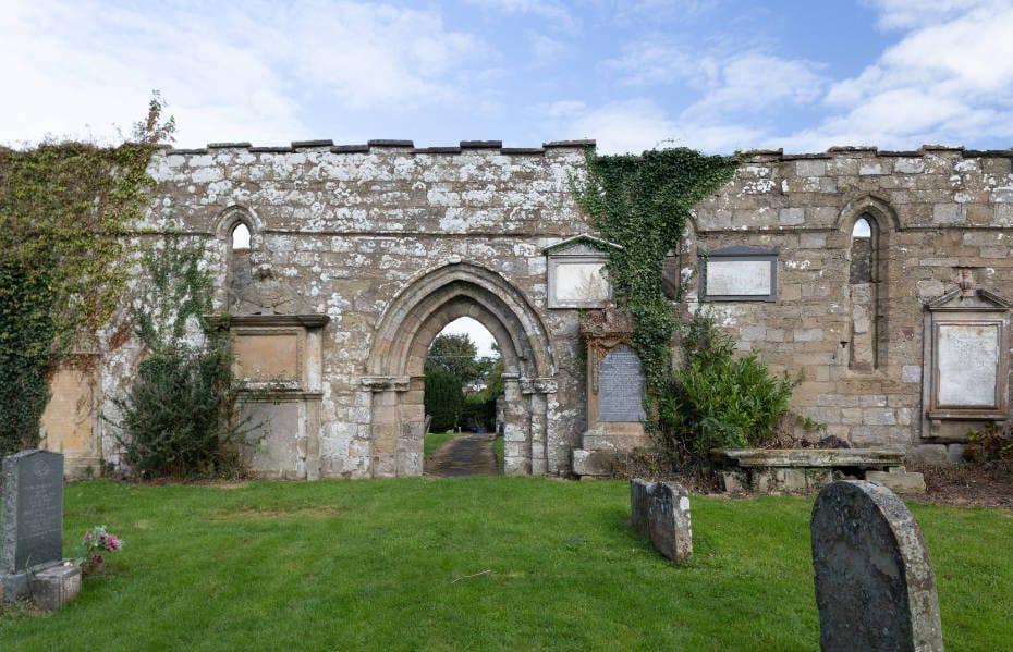 St Kentigerns Church