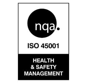 iso-45001 Health and Safety Management Logo