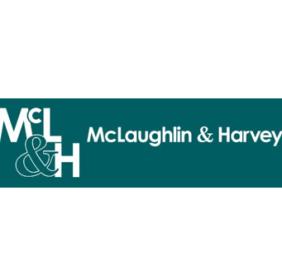 McLaughlin and Harvey Logo